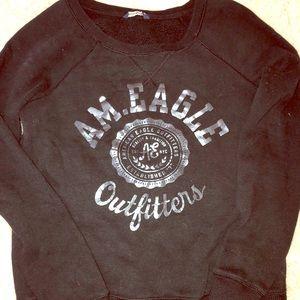 American Eagle Sweatshirt Size S